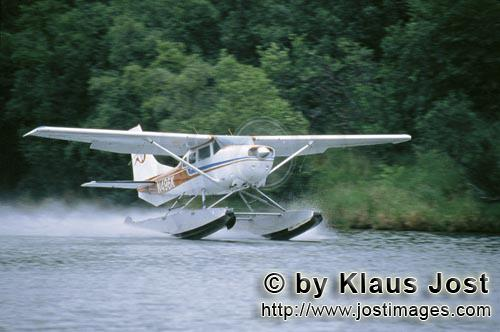 Floatplane/Bush plane/Alaska        Starting Floatplane        With the Bush plane, it is pos