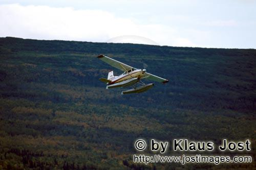 Floatplane/Bush plane/Alaska        With the Bush plane, it is possible to come in the most remo