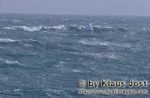 Southern tip of Africa        Stormy atlantic        The southern tip of Africa is known for
