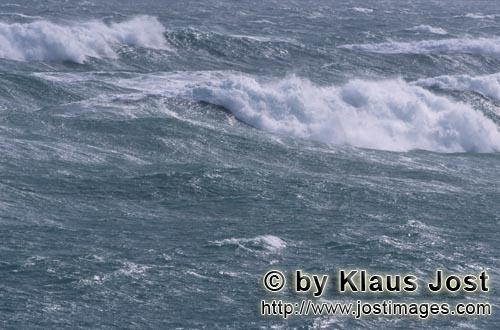 Southern tip of Africa        Restless South Atlantic