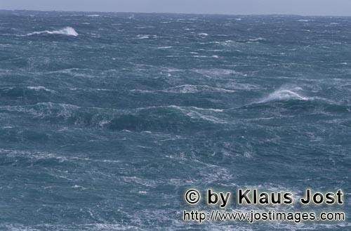 Southern tip of Africa        Boiling sea on the southern tip of Africa        The southern tip o