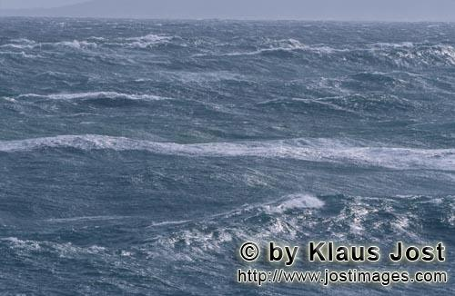 Southern tip of Africa        Heavy seas ahead        The southern tip of Africa is known for
