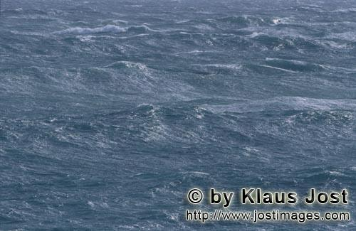 Southern tip of Africa        Stormy sea on the southern tip of Africa        The southern tip of