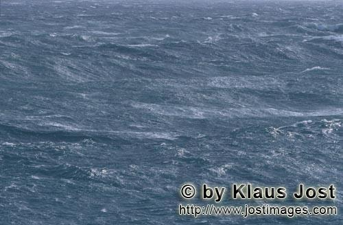 Southern tip of Africa        Stormy seas in the South Atlantic        The southern tip of Africa