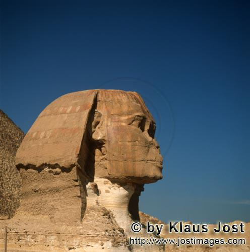 Great Sphinx of Giza /Sphinx von Gizeh        Great Sphinx of Giza