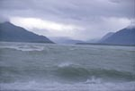 Storm on the Naknek Lake