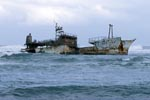Meisho Maru 38 - Shipwreck at Cape Agulhas
