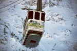 Karwendel cable car gondola