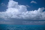 Thundery atmosphere in the Pacific