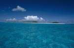 Clouds over a Midway Island
