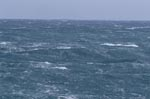 Rough seas on the southern tip of Africa