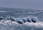 Stormy Sea at the southern tip of Africa