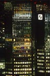 Eyecatcher in the most beautiful colors - Deutsche Bank