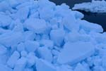 Pack ice -The Arctic sea ice