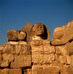 Mystical mystery: Great Sphinx of Giza