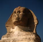 Great Sphinx of Giza - mysterious and unfathomable