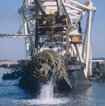 Cutting head of Cutter Suction Dredger