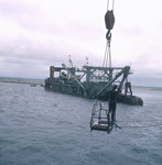 Planned divers use on Cutter-suction dredger Tramontane