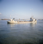 Galilei 2000 dredging in Ras el Tin Harbor